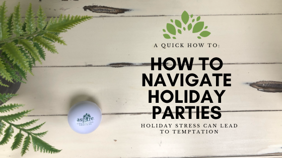 How To Navigate Holiday Parties
