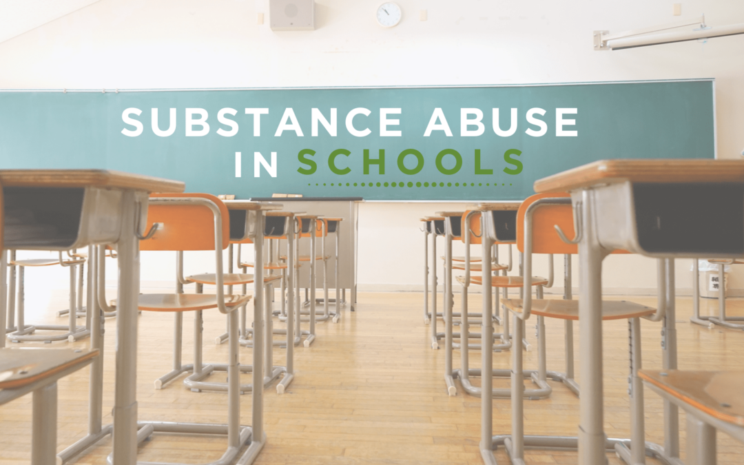 Substance Abuse in Schools
