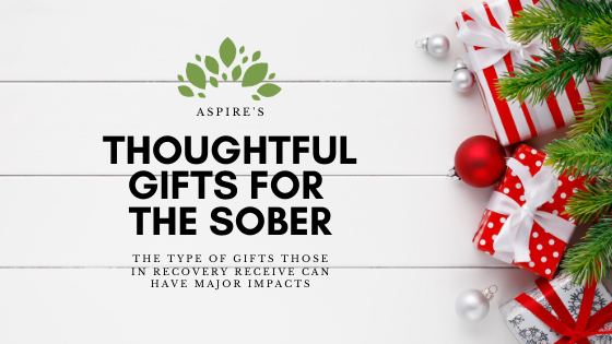 Thoughtful Gifts for the Sober