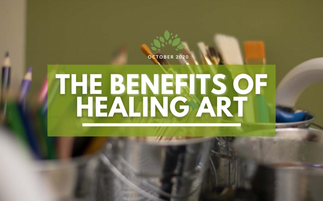 The Benefits of Healing Art