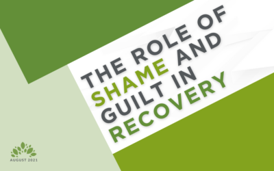 The Role of Shame and Guilt in Recovery