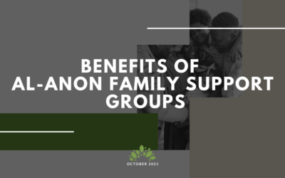 Benefits of Al-Anon Family Support Groups